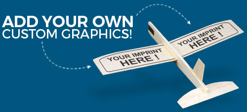 Add your own custom graphics